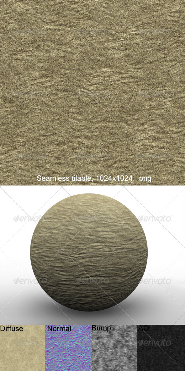 Sand 2 - 3DOcean Item for Sale