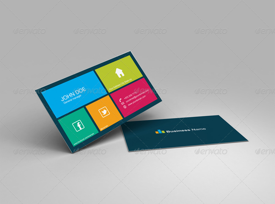 Business Card Mockup (1)