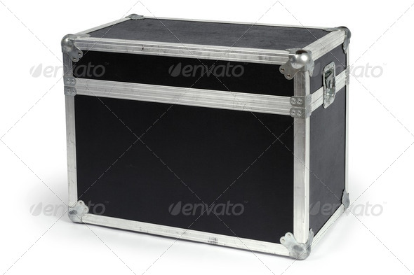 Equipment crate - Stock Photo - Images