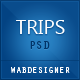 Trips Booking Template - ThemeForest Item for Sale