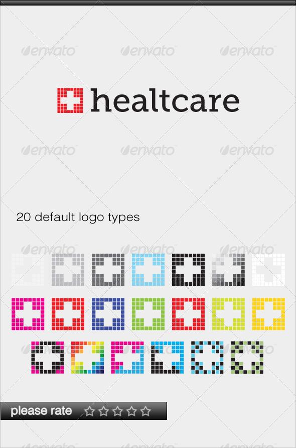 Healtcare Logo - Symbols Logo Templates