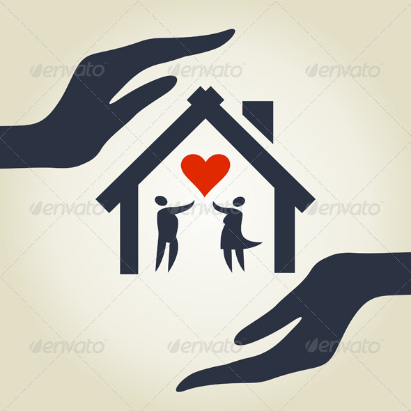 Love house - People Characters