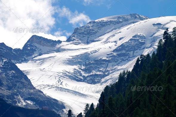 Glacier - Stock Photo - Images