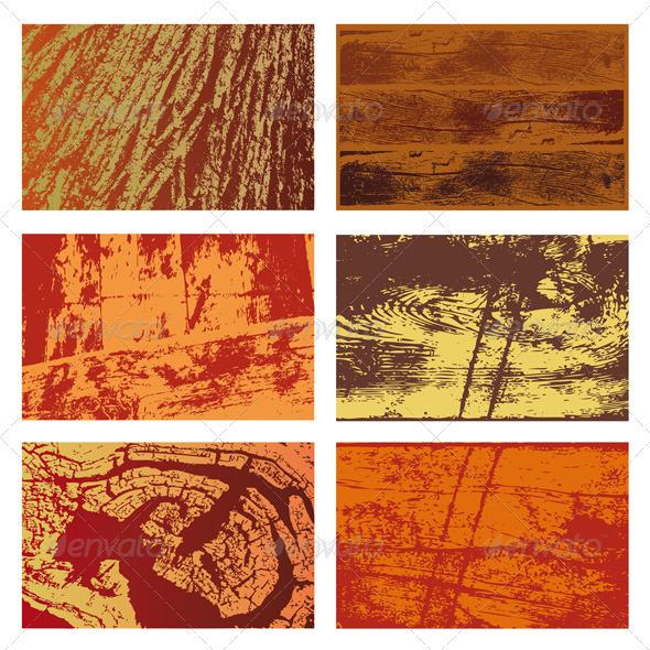 Wood Textures Set - Wood Textures
