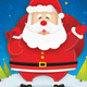 Santa Claus Winter Holidays Greeting Card - GraphicRiver Item for Sale