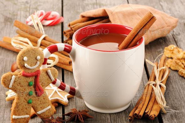 Hot chocolate - Stock Photo - Images
