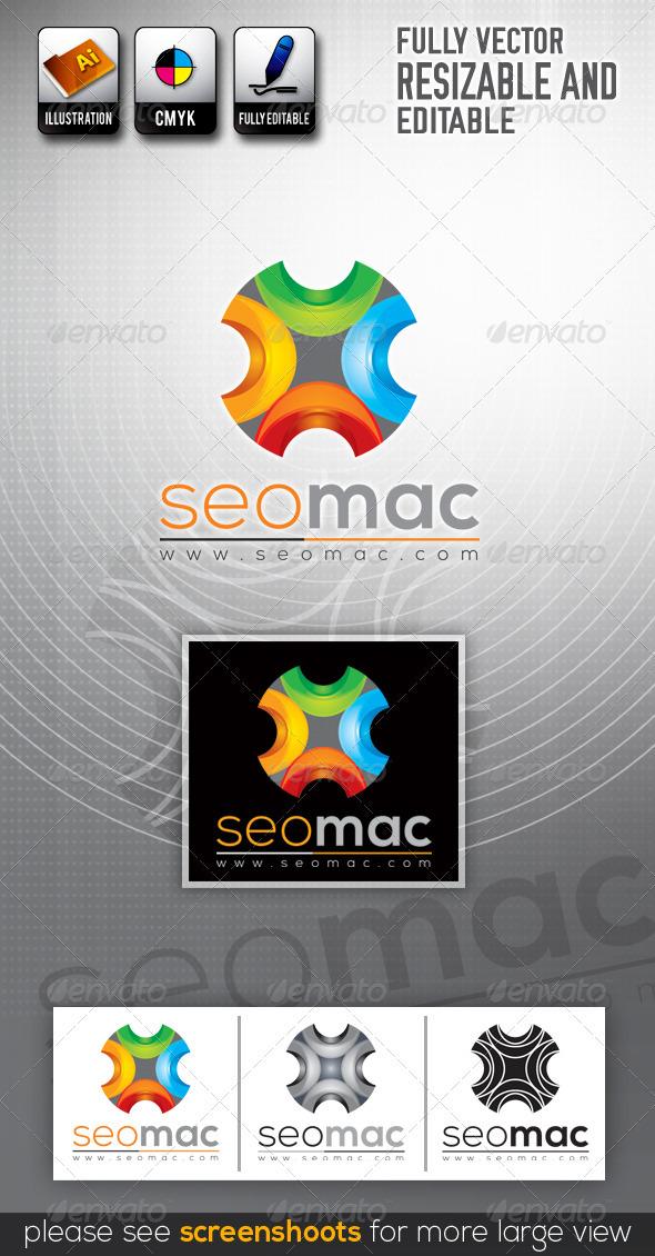 SeoMax Logo Templates - Symbols Logo Templates