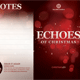 Echoes of Christmas Church Bulletin Template - GraphicRiver Item for Sale