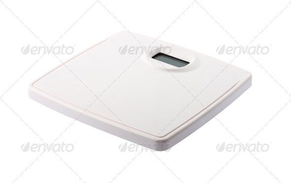 personal scales - Stock Photo - Images