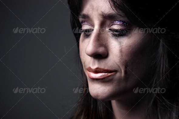 Sorrow - Stock Photo - Images