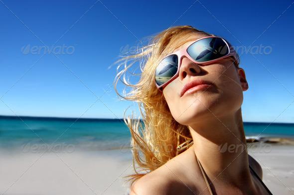 Sunshine - Stock Photo - Images