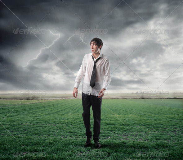 Crisis - Stock Photo - Images