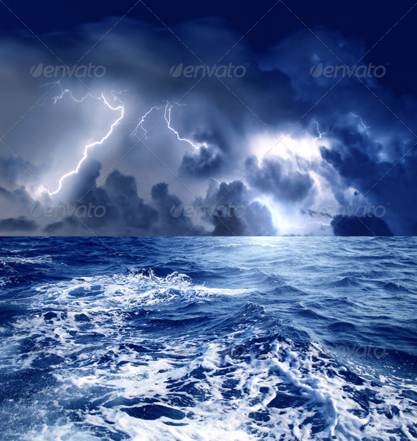 Storm - Stock Photo - Images