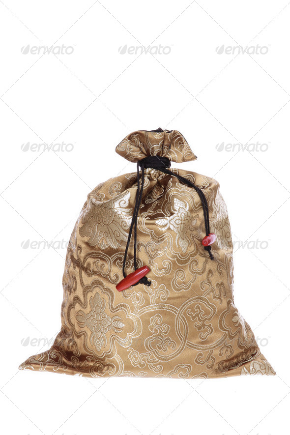 Oriental Bag - Stock Photo - Images