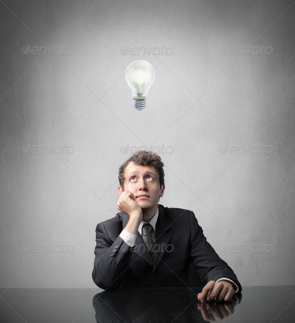 Ideas for business - Stock Photo - Images