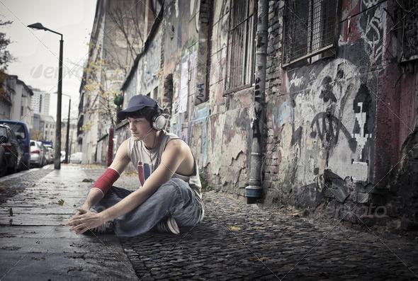 Urban style - Stock Photo - Images