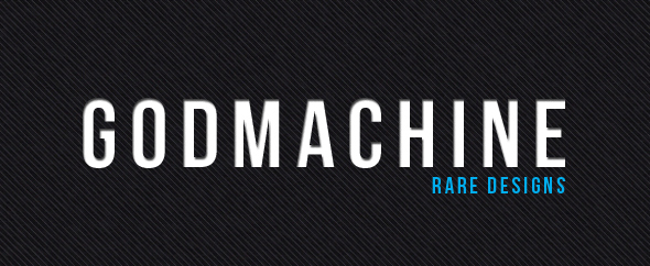 Godmachine homepage image 1.0