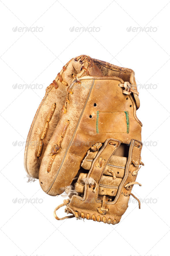Baseball glove - Stock Photo - Images