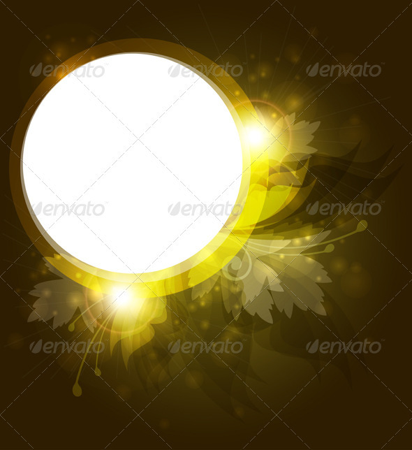 Abstract Shining Background - Backgrounds Decorative