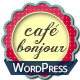 Bonjour - Cafe & Restaurant WordPress Theme - ThemeForest Item for Sale