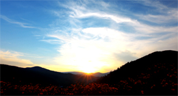 MOUNTAIN SUNSETS