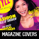 Magazine Covers Templates - GraphicRiver Item for Sale