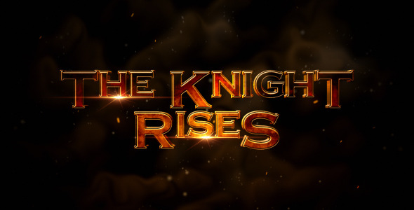 The Knight Rises – Cinematic Trailer