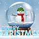 Snow Globe Backgrounds - GraphicRiver Item for Sale