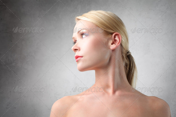 Perfect beauty - Stock Photo - Images