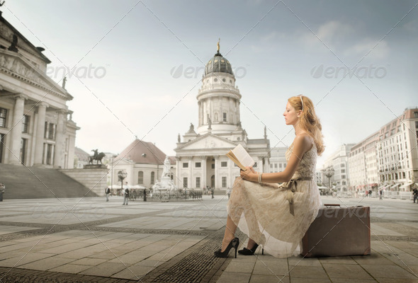 Cultural trip - Stock Photo - Images