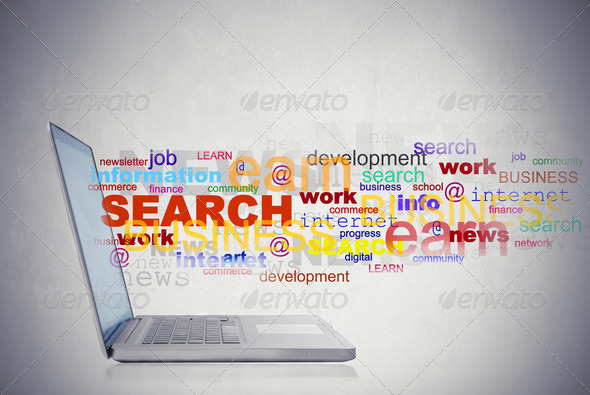 Potential of technology - Stock Photo - Images