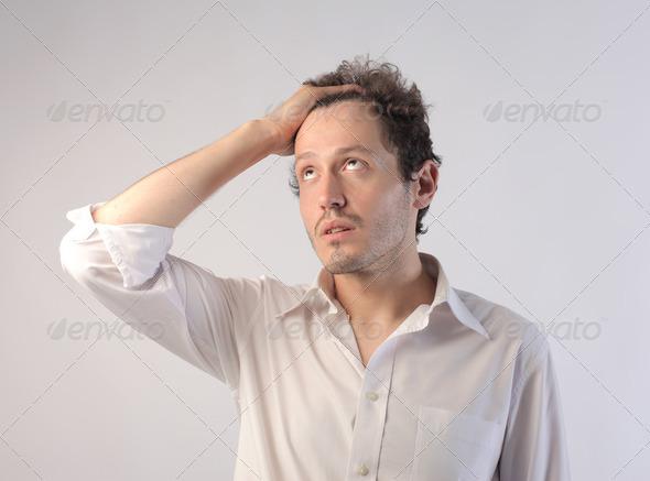 Think - Stock Photo - Images