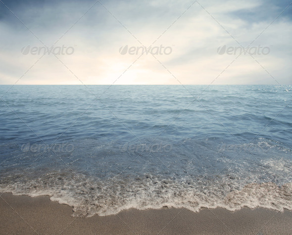 Seaside - Stock Photo - Images
