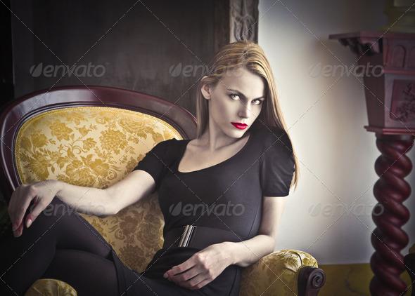 Luxury home - Stock Photo - Images