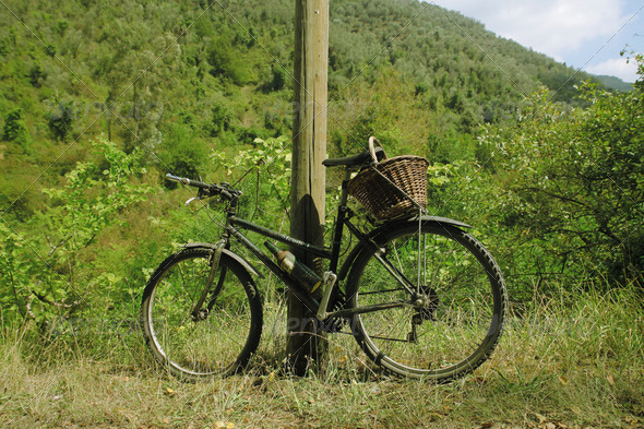 Ride in the country - Stock Photo - Images