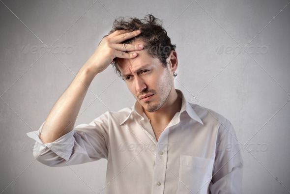 Pain - Stock Photo - Images