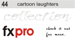 44. Cartoon Laughters