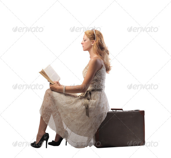 Hobby while travelling - Stock Photo - Images