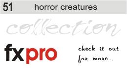 51. Horror Creature