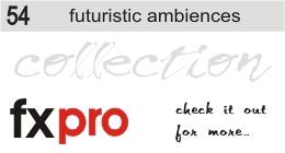 54. Futuristic Ambiences