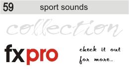 59. Sport Sounds