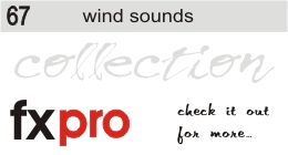 67. Wind Sounds