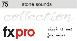 75. Stone Sounds