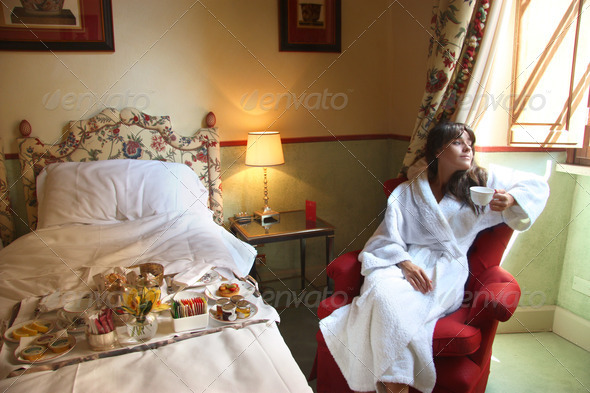 Hotel Relax - Stock Photo - Images