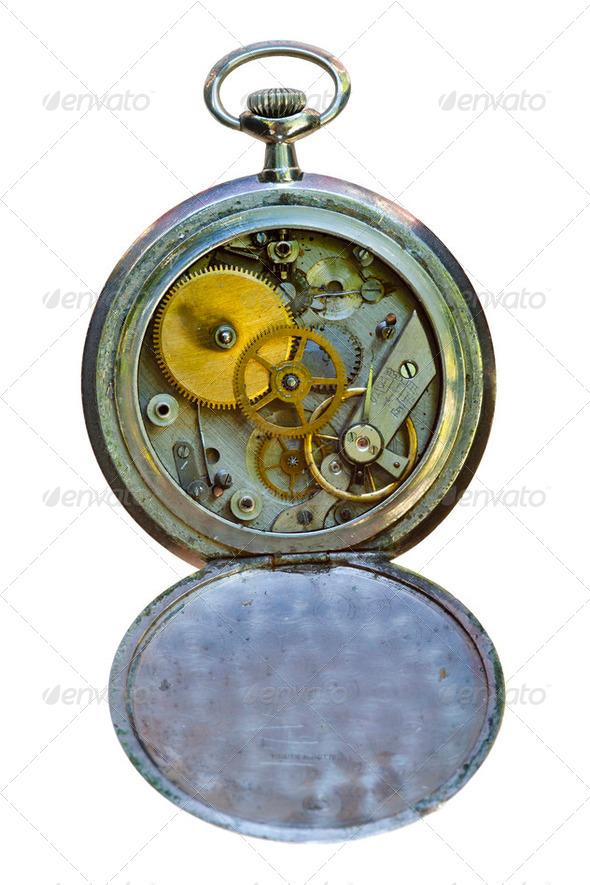 pocket watch - Stock Photo - Images