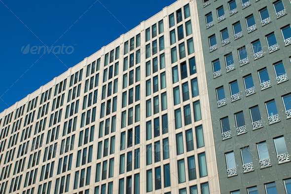 Modern buildings - Stock Photo - Images
