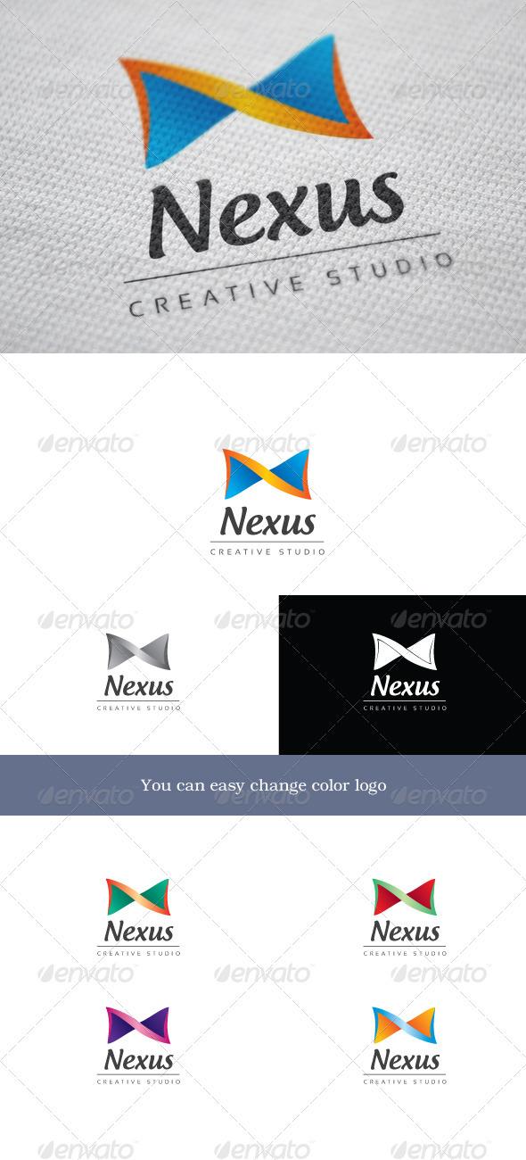 Nexus - Letters Logo Templates