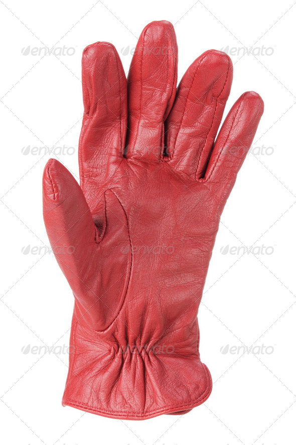 Lady Glove - Stock Photo - Images
