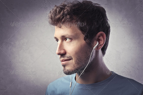 Mp3 player - Stock Photo - Images