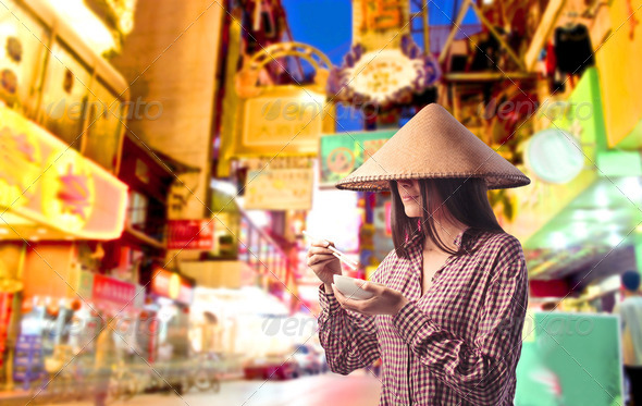Asian tradition - Stock Photo - Images